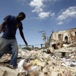 Haitians Struggle For Food And Shelter Amidst Vast Devastation