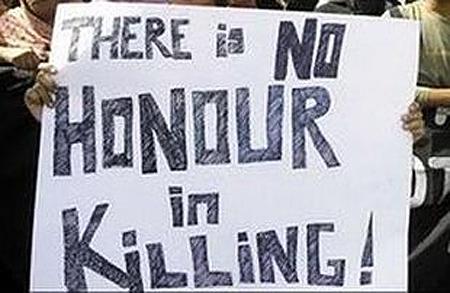 honour killing in india pdf