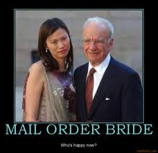 Not mail order brides