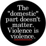 violence button