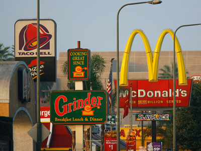 Why Fast Food Is Unhealthy For You