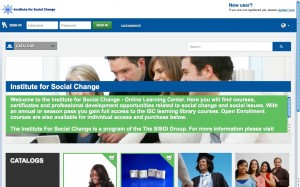isc online center image