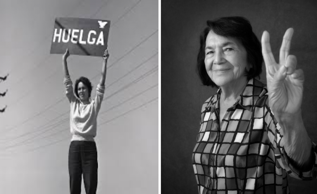 Pictures of Dolores Huerta